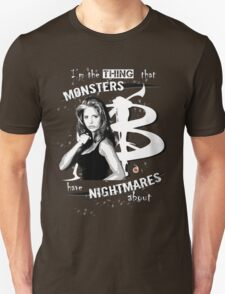 BUFFY: NIGHTMARES T-Shirt
