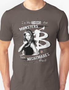 BUFFY: NIGHTMARES Unisex T-Shirt