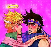Caesar and Joseph by Manlychan