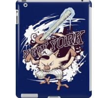 New York Mankeys FREEZE iPad Case/Skin