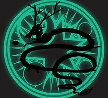 Alchemy Circle 0ne - Dragon by CiipherZer0