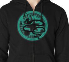 Alchemy Circle 0ne - Dragon Zipped Hoodie