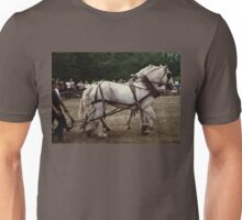 HORSE DRAFT,  GOSHEN CONNECTICUT Unisex T-Shirt