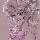 Toned Paper Meg by CherryGarcia