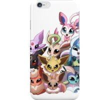 Evolution Party iPhone Case/Skin