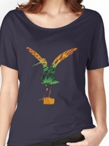 Colourful Godwit Women's Relaxed Fit T-Shirt