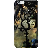 Lonely Tree at Night iPhone Case/Skin