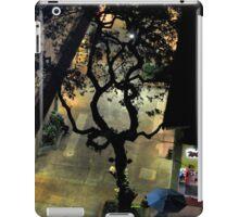 Lonely Tree at Night iPad Case/Skin