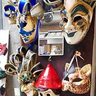 Shop in Venice for Carnivale Masks by waddleudo
