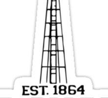 Cape Charles - Virginia. Sticker