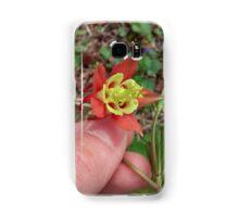 Unique Flower Samsung Galaxy Case/Skin