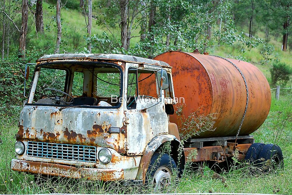 Rusted Retirement by Bev Woodman