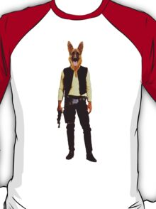 Han Solo Hottest dog in empire T-Shirt