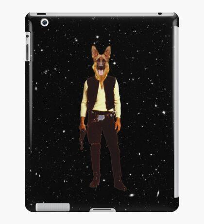 Han Solo Star Wars Dog iPad Case/Skin