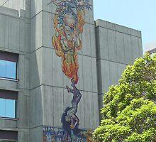Fire Mural by skyhorse