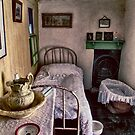 1930s Bedroom by shalisa