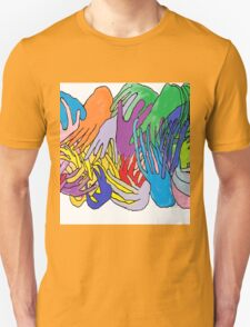 Holding Hands Tightly T-Shirt