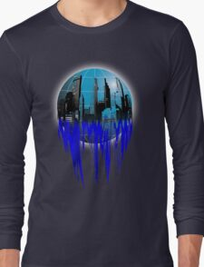 City Globe Long Sleeve T-Shirt