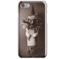 Hawk Doll iPhone Case/Skin
