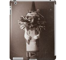 Hawk Doll iPad Case/Skin