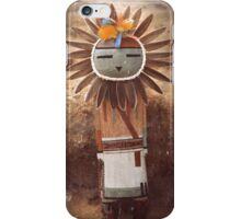 Sun Kachina iPhone Case/Skin