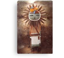 Sun Kachina Canvas Print