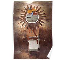 Sun Kachina Poster