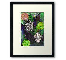 Beetleflight Framed Print