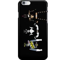 Power Rangers Black Dino Rangers iPhone Case iPhone Case/Skin