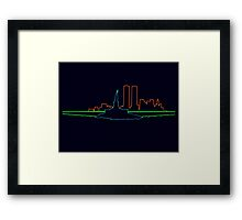 New York , 1997 , Now Framed Print