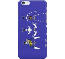 Power Rangers Blue Dino Rangers iPhone Case iPhone Case/Skin
