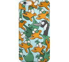 Duck Duck Goose! iPhone Case/Skin