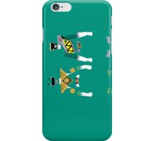 Power Rangers Green Dino Rangers iPhone Case iPhone Case/Skin