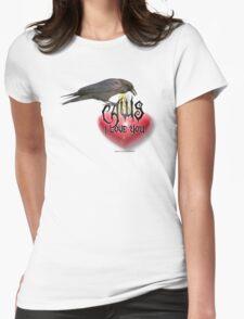 caws i l love you T-Shirt
