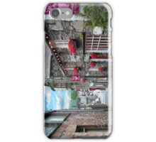 Slate Houses in the Lake District - Reworked iPhone Case/Skin