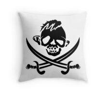 Goonies- Sloth Flag Throw Pillow