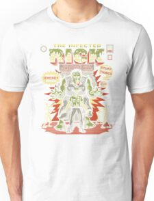 The Infected Rick Unisex T-Shirt
