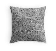 Redefine Twisted Impulse Throw Pillow