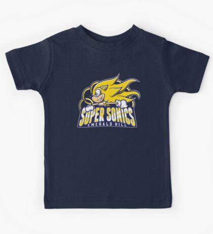 Super Sonics Kids Tee