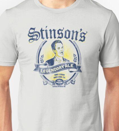 Stinson's Legendary Ale Unisex T-Shirt