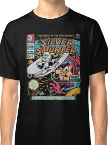 Silver Smurfer Classic T-Shirt