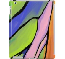 Abstract Fingers of Dawn iPad Case/Skin