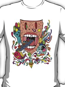 Feed Me Cup Cakes T-Shirt