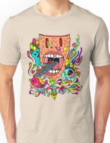 Feed Me Cup Cakes Unisex T-Shirt