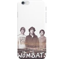 The Wombats Glitterbug iPhone Case/Skin
