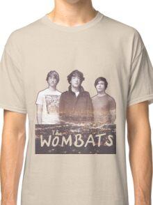 The Wombats Glitterbug Classic T-Shirt
