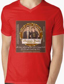 Shower Beer Mens V-Neck T-Shirt