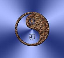Libra & Rabbit Yin Earth by astrodesigner75