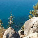 Lake Taho blue by loiteke