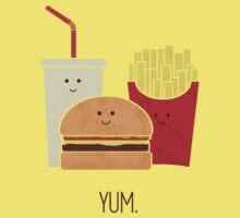 Fast Food Kids Tee